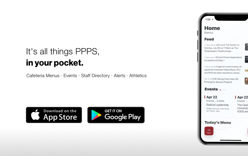 PPPS  Launches Newly Updated App!
