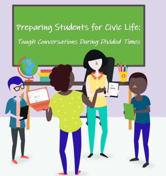 February 11 Parent Chat: Preparing Students for Civic Life