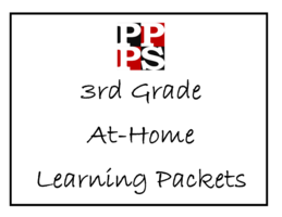 3rd Grade At-Home Learning Packets