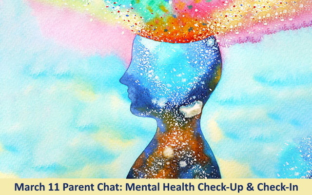 Mental Health Parent Chat Image