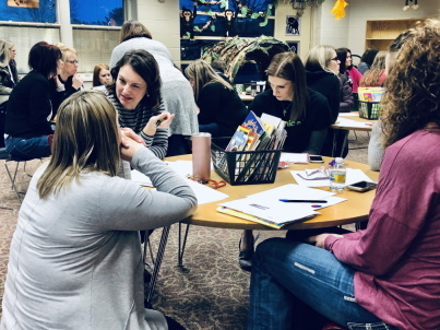 Early Elementary Teachers Dig into Data